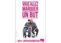 Affiche en français
